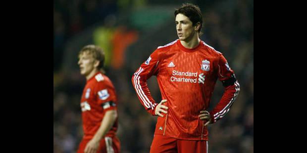 Liverpool a rejeté une offre de Chelsea de 50 millions pour Torres - La DH