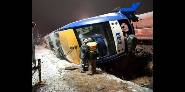 Dix morts dans une collision de trains en Allemagne - La DH