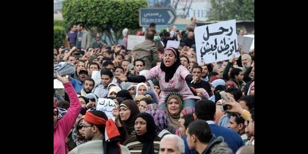 Un million de manifestants annoncé à Alexandrie ce mardi - La DH