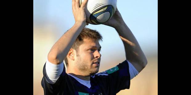 Anderlecht loue Rnic au Germinal Beerschot