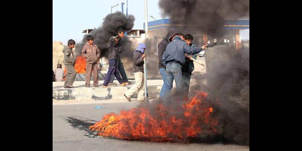 Violentes manifestations en Egypte: deux morts, 70 blessés - La DH