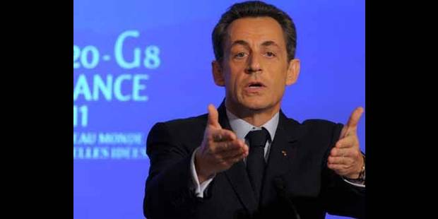 Nicolas Sarkozy fait son mea culpa public sur la Tunisie - La DH