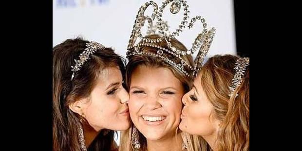 Justine De Jonckheere est Miss Belgique 2011