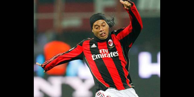 Blackburn prêt à dépenser plus de 30 millions pour le Brésilien Ronaldinho - La DH