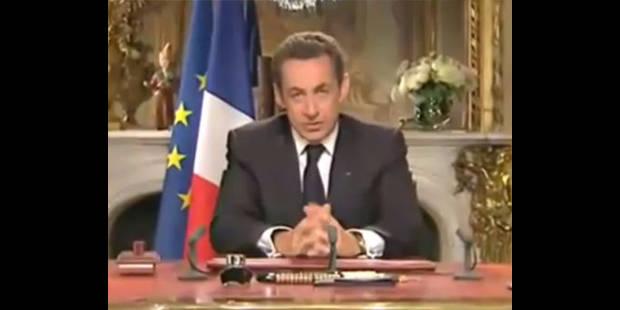 Sarkozy appelle à voter contre lui en 2012 - La DH