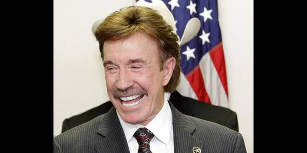 Chuck Norris mort... sur internet - La DH