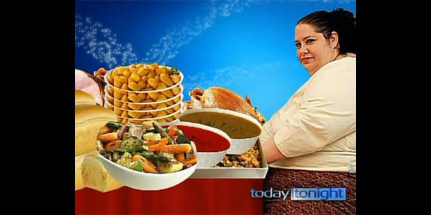Le menu de Noël de la prochaine plus grosse femme du monde - La DH