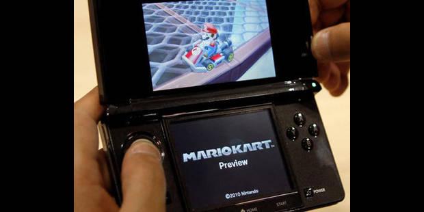Nintendo conseille aux jeunes enfants sa nouvelle 3DS - La DH