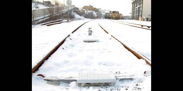Circulation rétablie sur le rail entre Tournai et Blaton - La DH