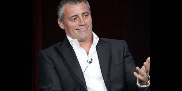 Joey contre un retour de Friends - La DH