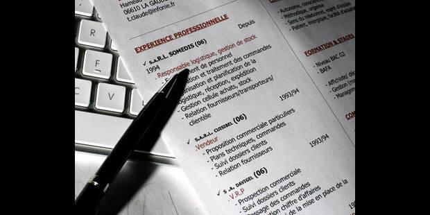 Trois quarts des recruteurs privilégient le CV et pas les réseaux sociaux - La DH