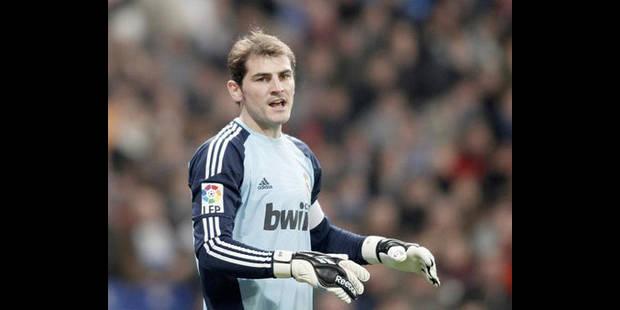 Real Madrid: l'équipe derrière Mourinho assure Casillas - La DH