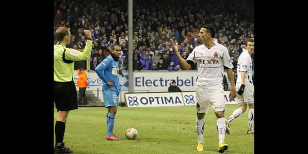 Nabil Dirar et le FC Brugeois rejettent la suspension de 2 matches - La DH