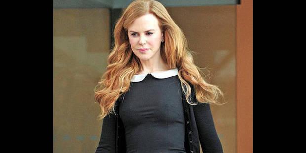 Nicole Kidman se languit de ses enfants - La DH