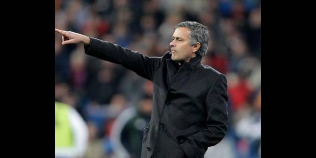 """Mourinho ressent la """"pression"""" pour remporter des titres - La DH"""