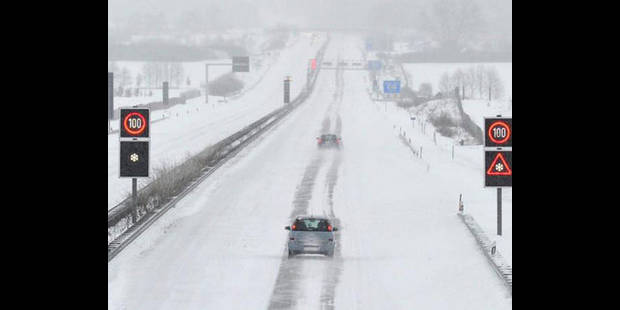 Nous ne sommes pas quittes des conditions hivernales - La DH