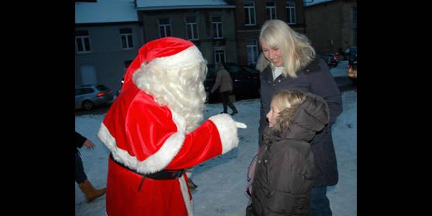 Le père Noël impliqué dans la sécurité - La DH