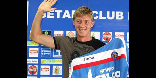 Signorino a signé jusqu'à la fin de la saison
