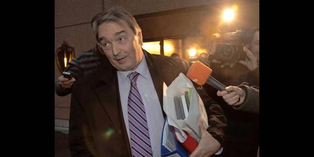 """Van Holsbeeck: """"Ils voulaient 500.000€"""""""