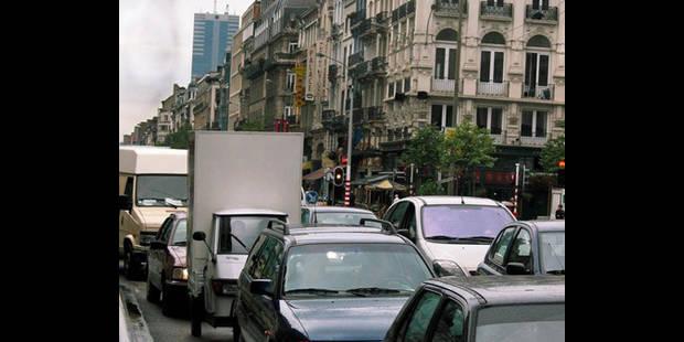 Bruxelles, médaille d'or des embouteillages - La DH