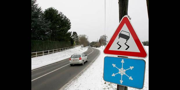 Du verglas mais une situation stable sur le réseau routier wallon - La DH