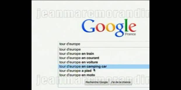 Première pub télé pour Google - La DH