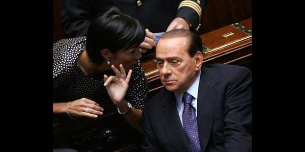 """Berlusconi: une ex-call-girl raconte des soirées avec """"des tas de filles"""" - La DH"""