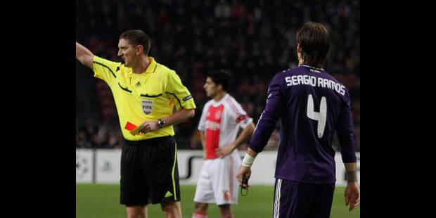 L'UEFA ouvre une enquête disciplinaire à l'encontre du Real Madrid - La DH