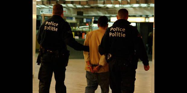 Deux suspects d'une violente agression dans le métro bruxellois interpellés - La DH