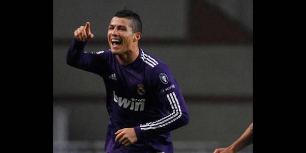 """Ronaldo: """"Que le meilleur gagne ! Et ce sera Madrid"""""""