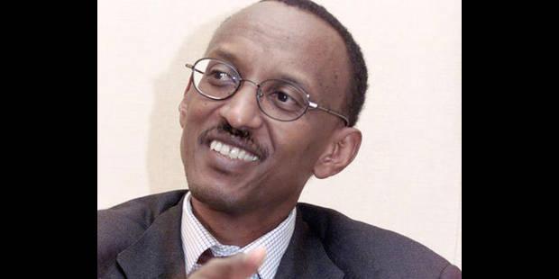 Paul Kagame à l'Autoworld samedi - La DH