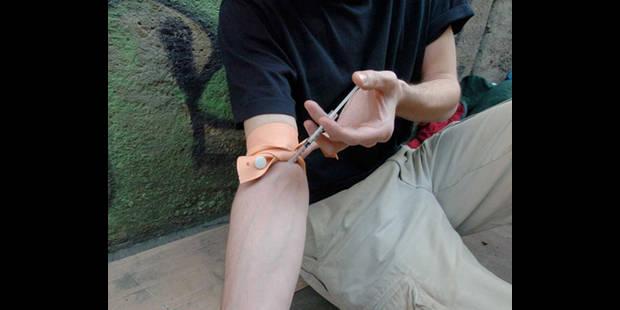 Trafic d'héroïne et de cocaïne - La DH