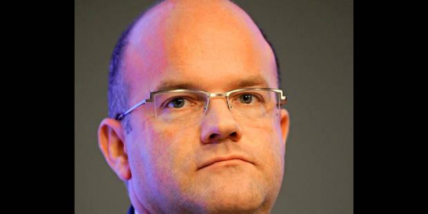 Grève Fedasil: Philippe Courard prend acte des revendications syndicales - La DH