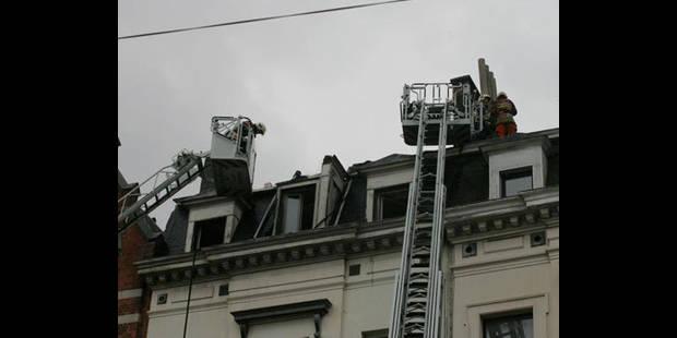 Début d'incendie à l'hôtel Leonardo - La DH