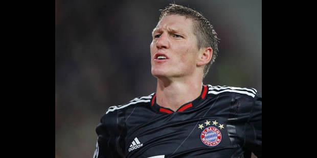 Van Gaal prévoit une lutte acharnée pour Schweinsteiger - La DH