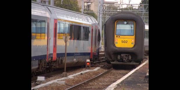 Ligne ferroviaire Namur-Bruxelles: problèmes techniques résolus - La DH