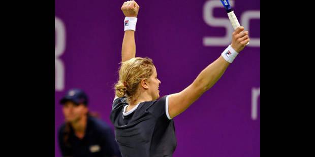Caroline Wozniacki rejoint Kim Clijsters en finale du Masters - La DH