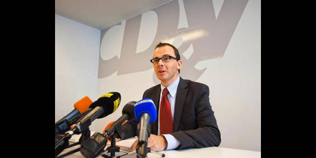 Le CD&V dépose une proposition de loi interdisant totalement le tabac dans l'horeca - La DH