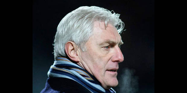 Hugo Broos succède à Bart de Roover - La DH