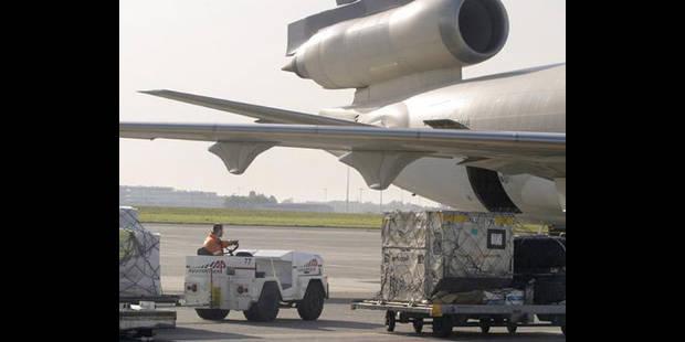 Incident avec un avion turc à l'aéroport de Zaventem - La DH