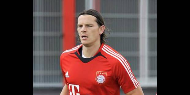 Daniel Van Buyten toujours incertain avec le Bayern vendredi à Hambourg - La DH