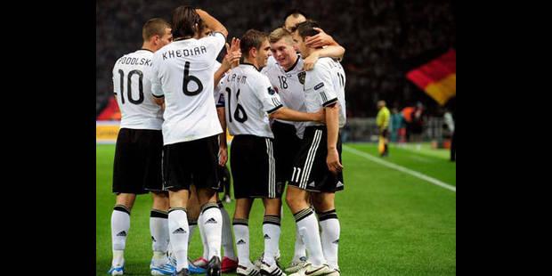 L'Allemagne et l'Autriche tiennent leur rang - La DH