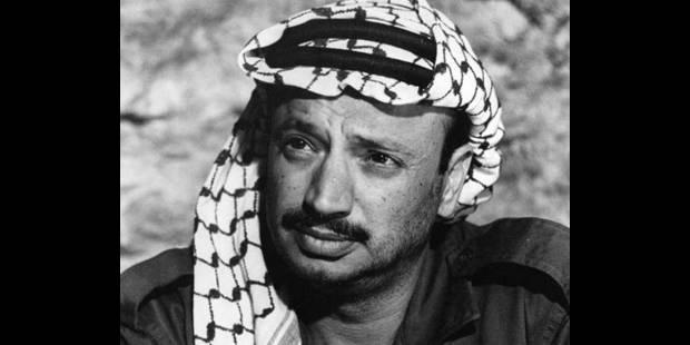 Yasser Arafat aurait incité le Hamas à lancer des opérations en Israël - La DH