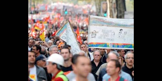 D'importantes perturbations du trafic prévues mercredi lors de l'Euro-manifestation - La DH