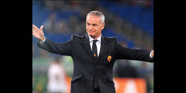 """Ranieri (AS Rome): """"si on perd encore contre Cluj, on est des imbéciles"""" - La DH"""