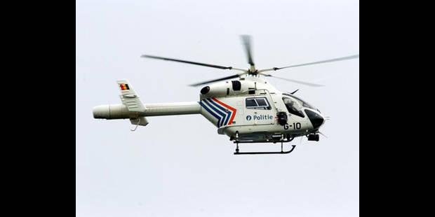 Un quatrième hélicoptère MD900 pour la police fédérale pour 4,2 millions