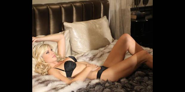 Une Belge mannequin pour Madonna - La DH