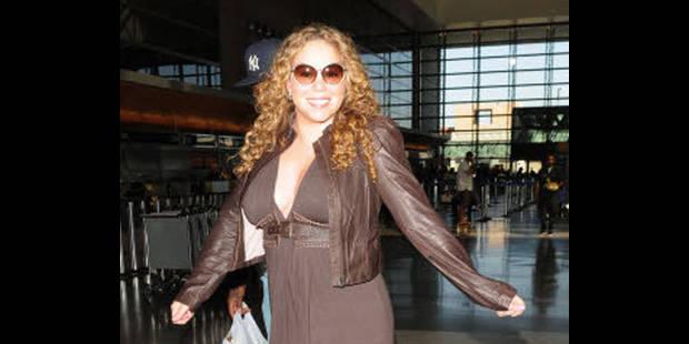 Mariah Carey,  la chute (Vidéo) - La DH