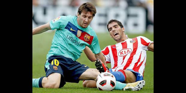 Ligue des champions : Messi et Abidal en Russie avec Barcelone - La DH