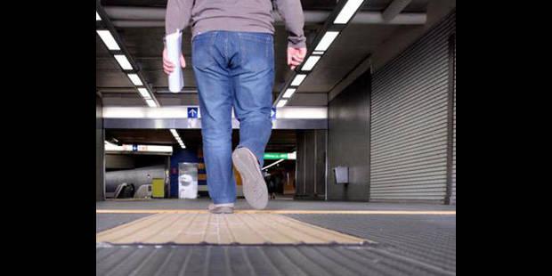 Panique à cause de poudre blanche dans la station Merode - La DH